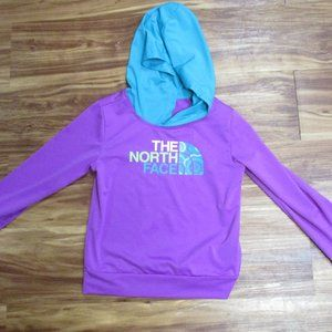 The North Face Girl's Hooded Stretch Top Hoodie 5